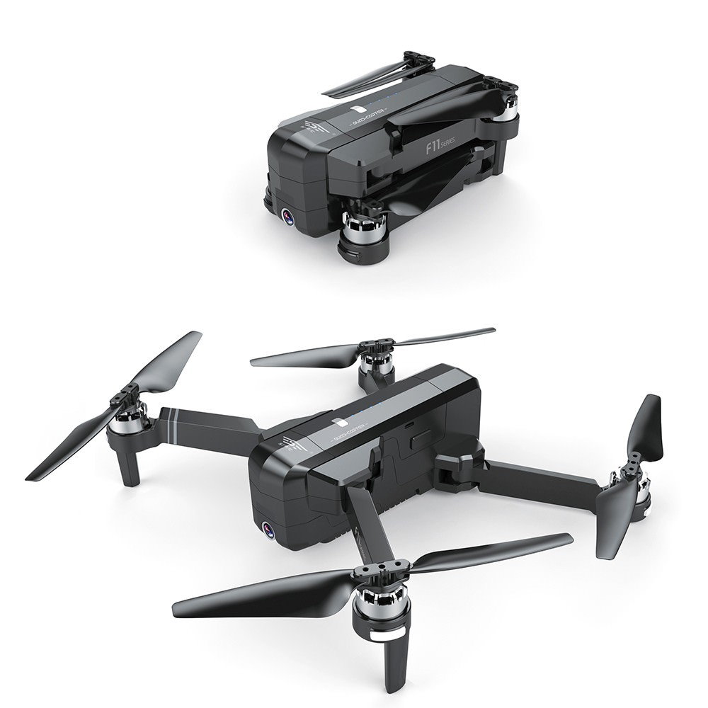 SJRC F11 drone brushless con GPS economico