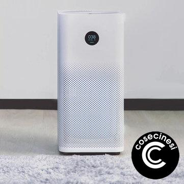 Xiaomi Mijia Air Purifier 2S OLED Display 310㎡/ h Particulate CADR 3 Layer Filter