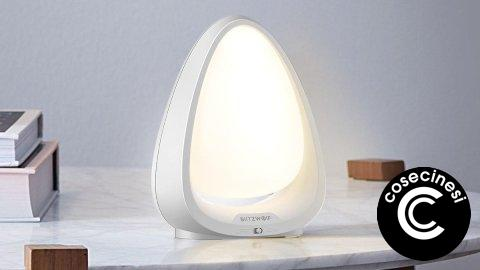 Coupon  BlitzWolf BW-LT9 Touch Switch Color Night Light Banggood