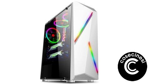 Coupon  Computer PC Case Gaming Tower Color Changing