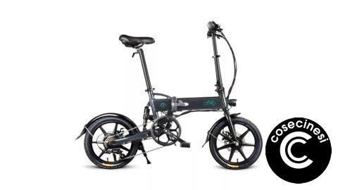 Coupon  FIIDO D2 Shifting Version Folding Electric Bike  [EU Stock]