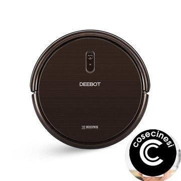 ECOVACS DEEBOT N79S Robot Vacuum Cleaner Auto & Manual Power Adjustment, 2600mAh with APP Control