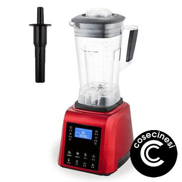 Coupon Vigormix ProTouch LED Display 2200W Smart Blender Mixer Automatic Menu based Broken Machine Kitchen Juicer