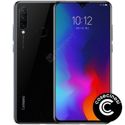 Lenovo Z6 Lite 4G Smartphone International Version 6.3 inch Android 9.0 Snapdragon 710 Octa Core 6GB RAM 128GB ROM 3 Rear Camera 4050mAh Battery