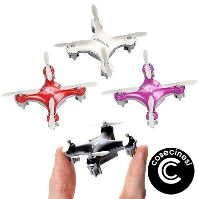 Cheerson CX-10SE Mini Dron Quad Copter Pocket Drone Remote Control Kid Toy 3D Flips RC Quadcopter