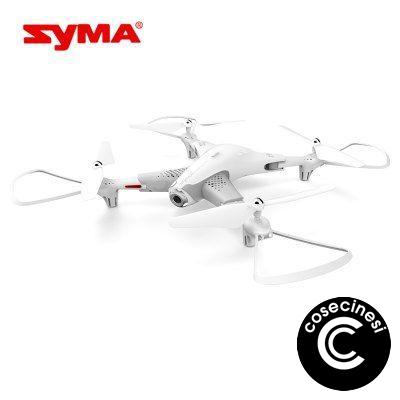 SYMA Z3 Camera Folding four-axis aerocraft Drone Quadcopter  — White