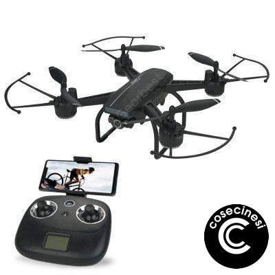 JJRC H86 2.4G 720P WIFI FPV RC Drone Quadcopter with 4K Wide Angle Camera Altitude Hold Mode