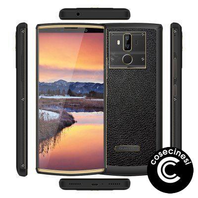 OUKITEL K7 Pro 6-inch 4G Smartphone MT6763 4GB RAM 64GB ROM Dual Rear Cameras EU Plug