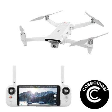 Xiaomi FIMI X8SE 2020 8KM FPV With 3-axis Gimbal 4K Camera HDR Video GPS 35mins Flight Time RC Drone Quadcopter RTF One Battery Version – Without FIMI Care