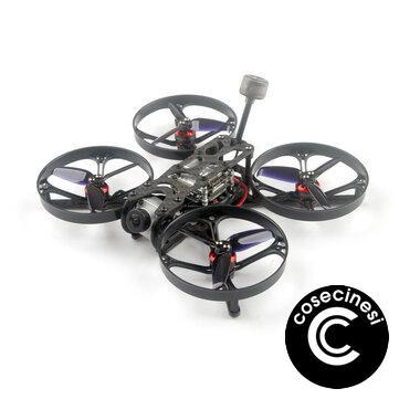 $211.65 for Eachine Viswhoop 2.5 Inch 130mm 3-4S HD Cinewhoop FPV Racing Drone BNF Frsky D8/D16 DJI FPV Camera Caddx Vista