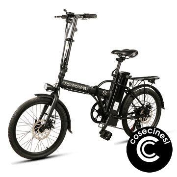 Coupon Samebike XW 20ZC 250W Fashion Version Smart Bicycle Folding Electric Bike E bike Cycling Xiaomi