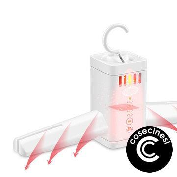 Coupon Hot Air Cloth Hanger Portable UV Sterilization Electric Folding Cloth Hanger