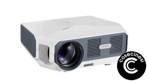 Coupon  AUN ET10 LED Projector Banggood