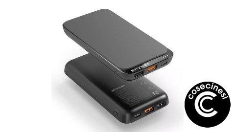 Coupon  BlitzWolf BW-P10 10000mAh QC3.0 Power Bank Wireless Charger Banggood
