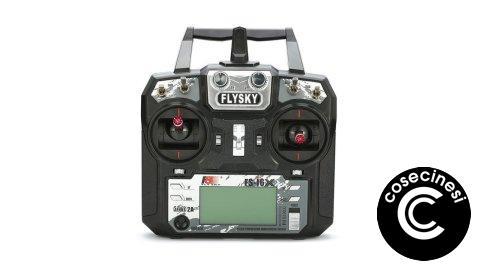 Coupon  Flysky i6X FS-i6X RC Transmitter With X6B/IA6B/A8S Receiver Banggood