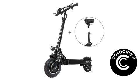 Coupon  Janobike T10 Folding Electric Scooter Banggood