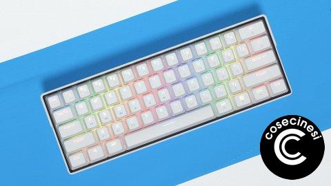 Coupon  KEMOVE SnowFox 61 Keys Dual Mechanical Gaming Keyboard Banggood