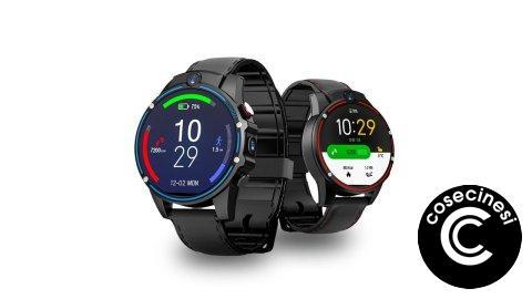 Coupon  Kospet Vision Smart Watch Phone Banggood