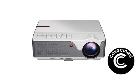 Coupon  RD826 Full HD 1080P Projector Banggood [Android Version]