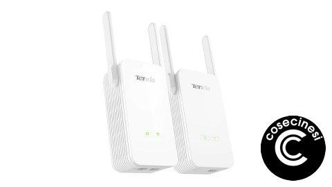 Coupon  Tenda PH15 1000Mbps Powerline WIFI Extender Router Banggood