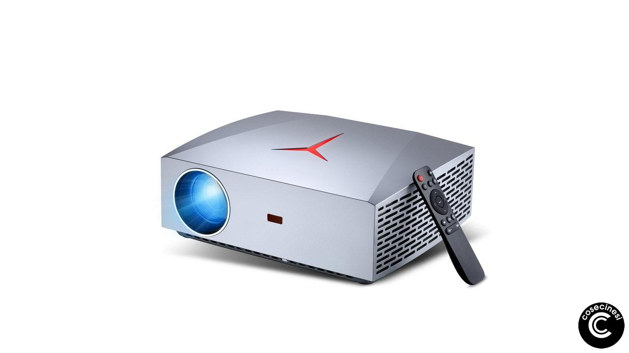 Coupon VIVIBright F40 Real Full HD 1080P Projector Banggood Coupon Promo Code