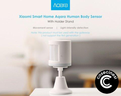 Coupon  Xiaomi Smart Home Aqara Human Body Sensor Banggood
