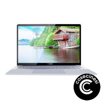 Coupon CENAVA F151 Laptop 15.6 inch Intel Core J3455 Intel HD Graphics 500 Win10 8G RAM 128GB SSD Notebook TN Screen  Rose Gold