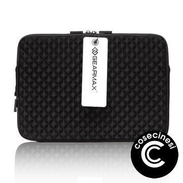 Coupon GEARMAX 11.6/13.3/15.4″ Waterproof Notebook Bag for Xiaomi Air 13 Laptop Sleeve Macbook Air Pro 13