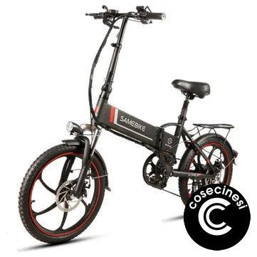 Coupon Samebike XW 20ZC Smart Bike Folding Electric Bicycle Cycling E Bike 350W Adult Teenager Xiaomi p 1439592