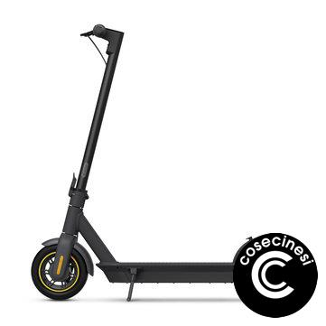 Coupon Ninebot MAX G30 15.3Ah 36V 350W Electric Scooter Fixed Speed 30km h Top Speed 65km Mileage Range Quick Folding Three Riding Mode Max Load 100kg