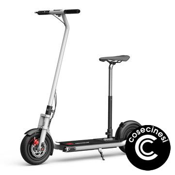 Coupon NEXTDRIVE N 7 300W 36V 7 8Ah Foldable Electric Scooter With Saddle For AdultsKids 26 Kmh Max Speed 22 Km Mileage p 1479846