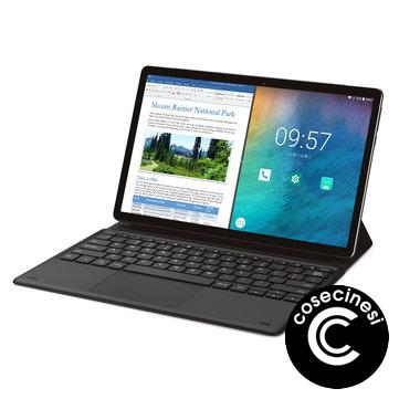 Coupon Teclast M16 Helio X27 Deca Core Processor 4GB RAM 128GB ROM 11.6 Inch Android 8.0 Tablet PC with Keyboard