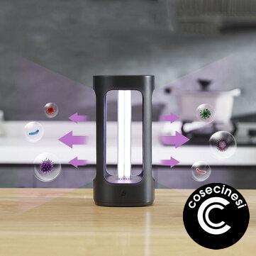 Xiaomi FIVE Intelligent LED UV Sterilization Light Human Body Induction Sterializer