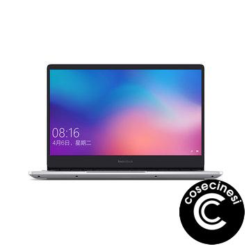 Coupon $519.99 for Xiaomi RedmiBook Laptop 14.0 inch AMD R5-3500U Radeon Vega 8 Graphics 8G DDR4 256G SSD Notebook – Silver