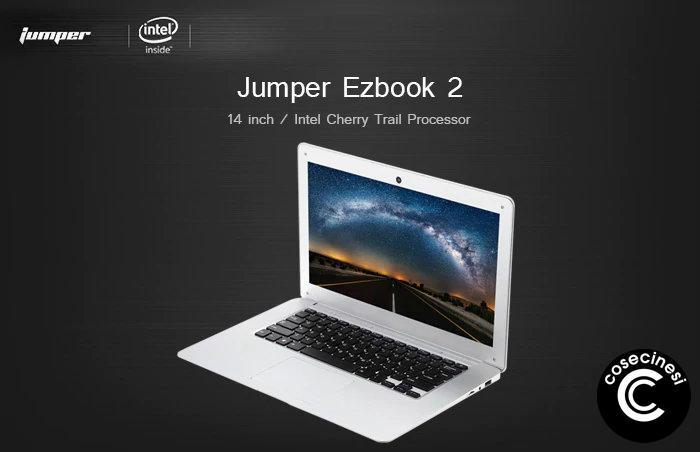 Codice sconto coupon  Jumper EZbook 2 Ultrabook [4+64GB]