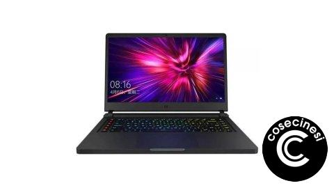 Xiaomi Gaming Laptop [i5-9300H GeForce GTX1660Ti 8+512GB SSD]
