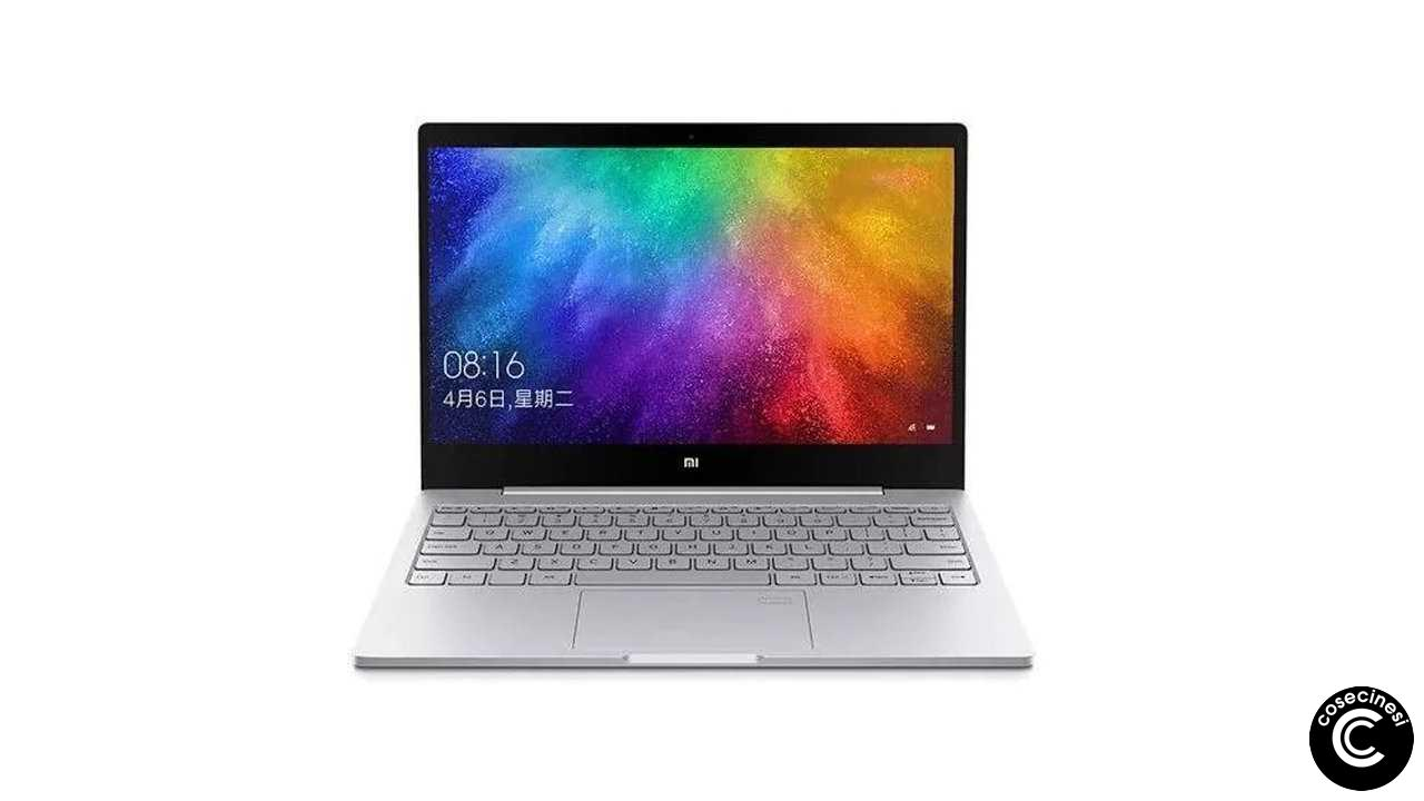 Codice sconto coupon  Xiaomi Mi Air Laptop 2019 13.3 inch [i5-8250U GeForce MX250 8+256GB]