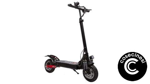 YUME YM-D5 Folding Electric Scooter [Hydraulic Disc Brake Version]