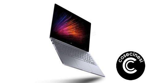 Xiaomi Mi Notebook Air 12.5 Laptop [m3-7Y30 4+128GB SSD] [SILVER]
