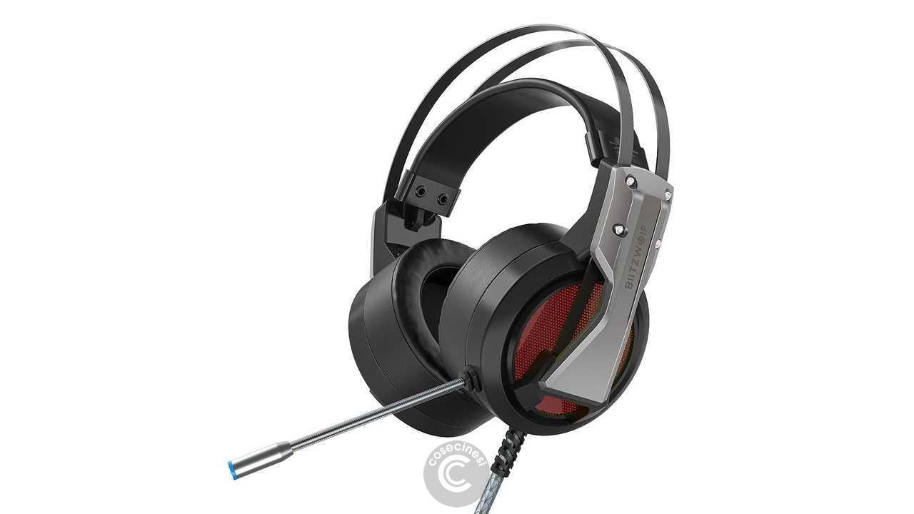 Codice sconto coupon  BlitzWolf BW-GH1 Gaming Headphone