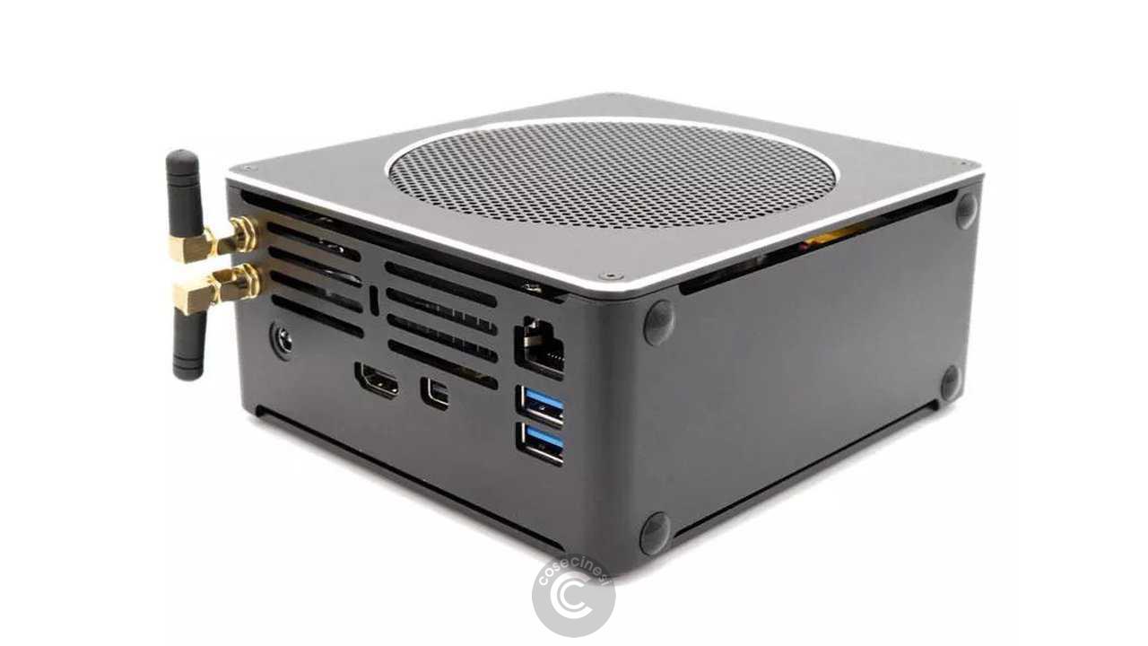 Codice sconto coupon  Eglobal S200 Mini PC [i7-8750H UHD Graphics 630 32+512GB]
