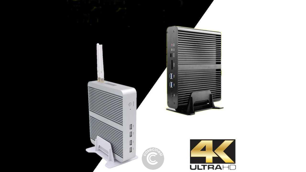 Codice sconto coupon  Eglobal V7 Mini PC [I7-7560U Intel HD Graphics 620 32+512GB]