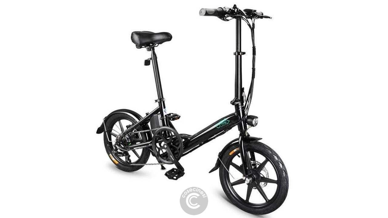 Codice sconto coupon  FIIDO D3S Shifting Version Folding Electric Bike [EU Stock]