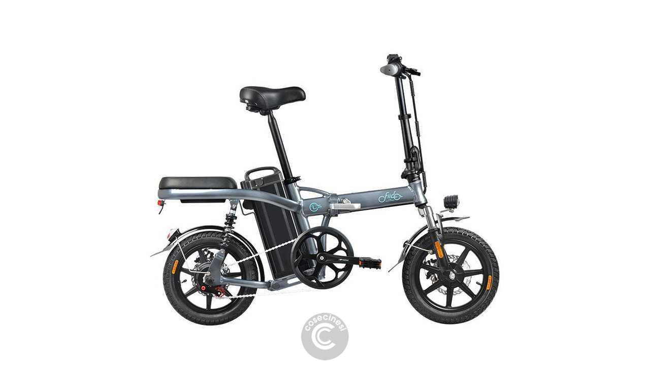 Codice sconto coupon  Fiido L2 Flagship Version Folding Electric Moped Bike