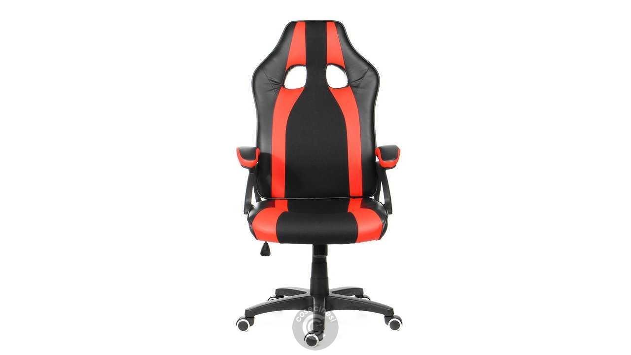 Codice sconto coupon  Ergonomic Adjustable Leather Gaming Chair [US Warehouse]
