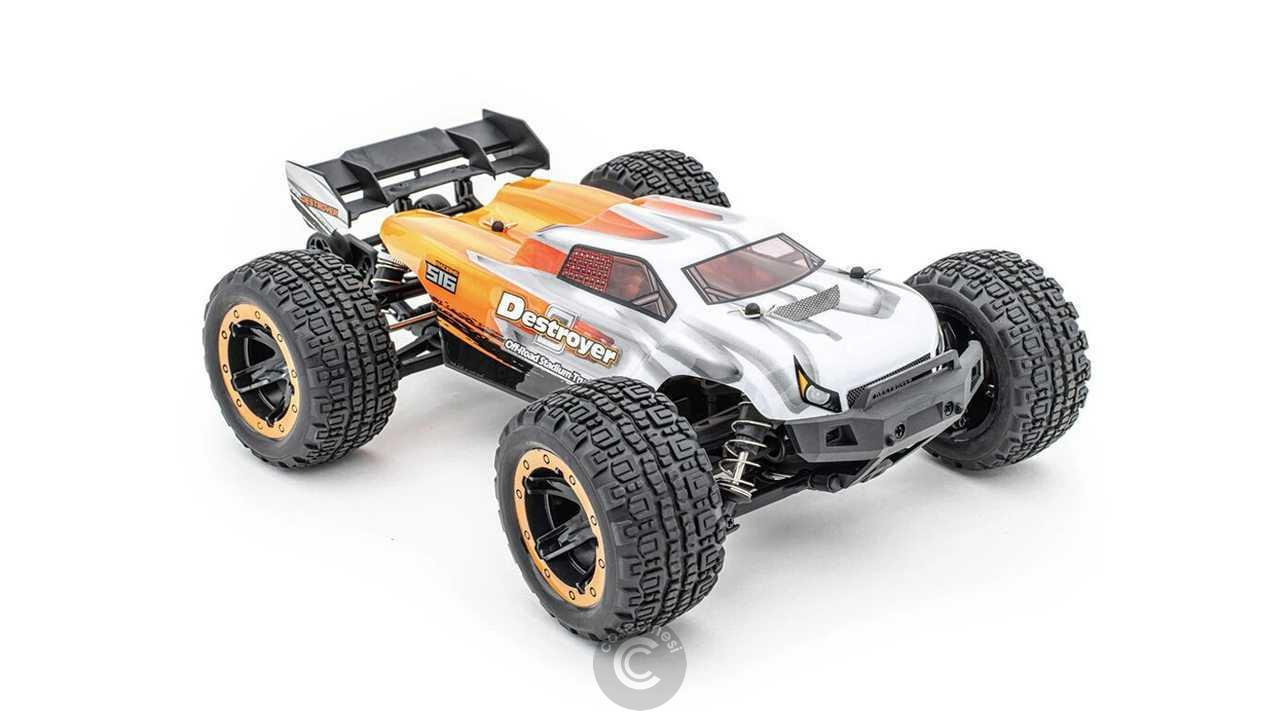 Codice sconto coupon  HBX 16890 Big Foot 1/16 Brushless RC Car
