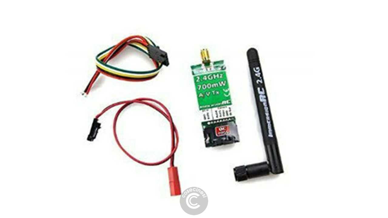 Codice sconto coupon  ImmersionRC GetFPV FPV Transmitter