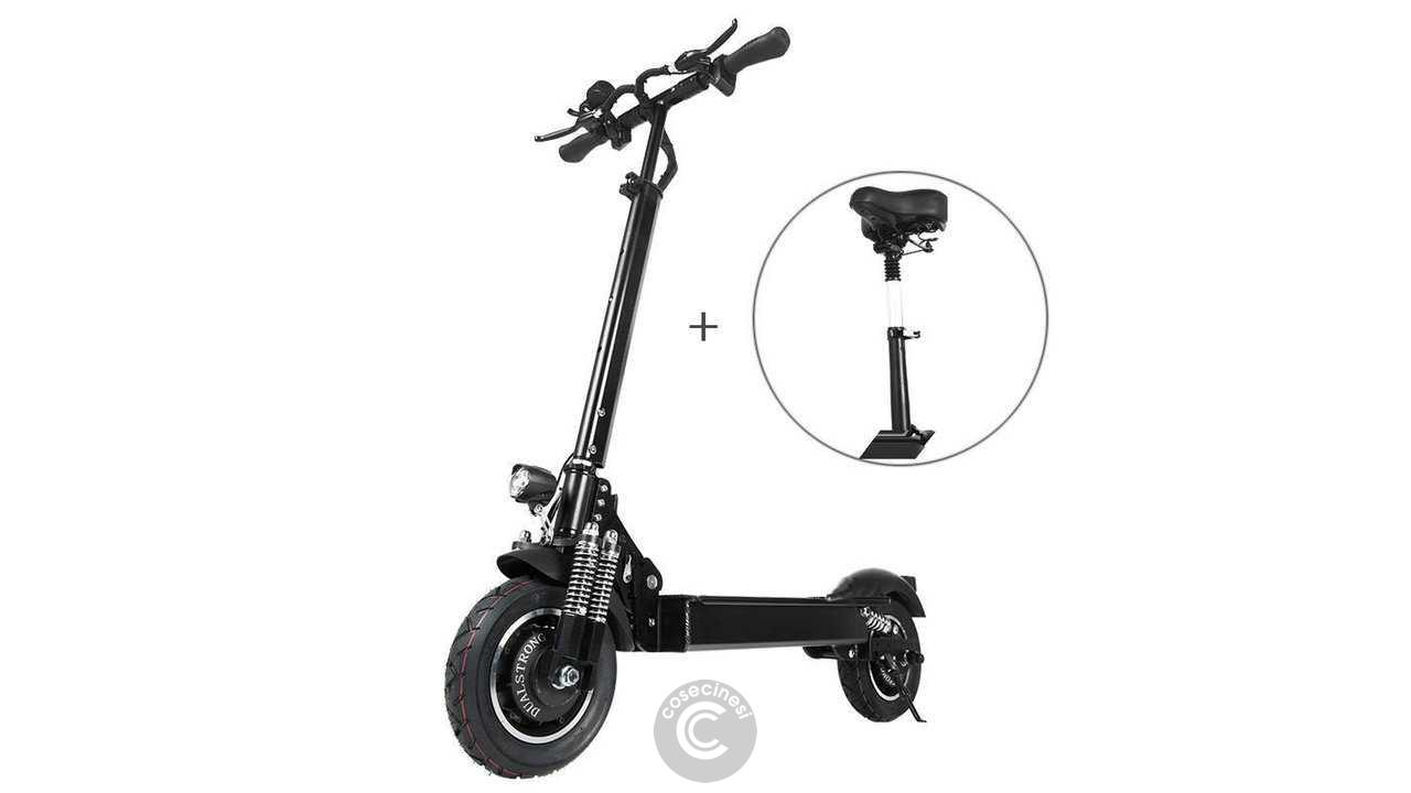 Codice sconto coupon  Janobike T10 Folding Electric Scooter