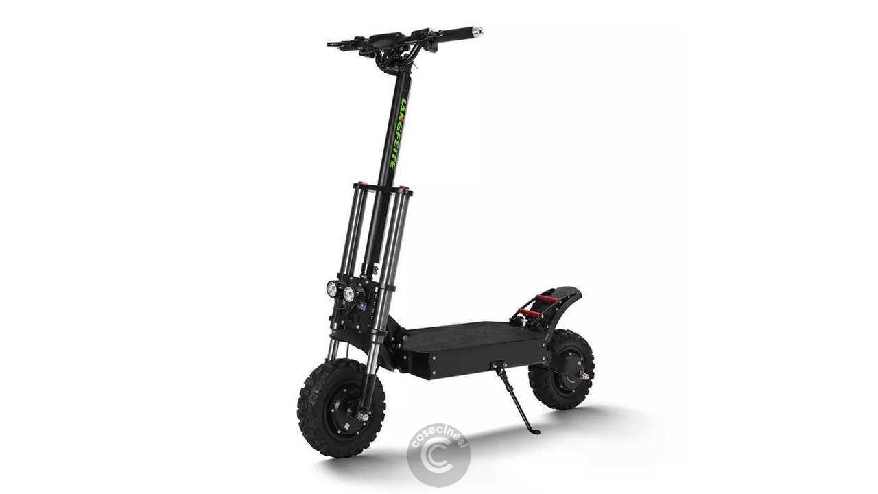 Codice sconto coupon  LANGFEITE T8 Folding Electric Scooter