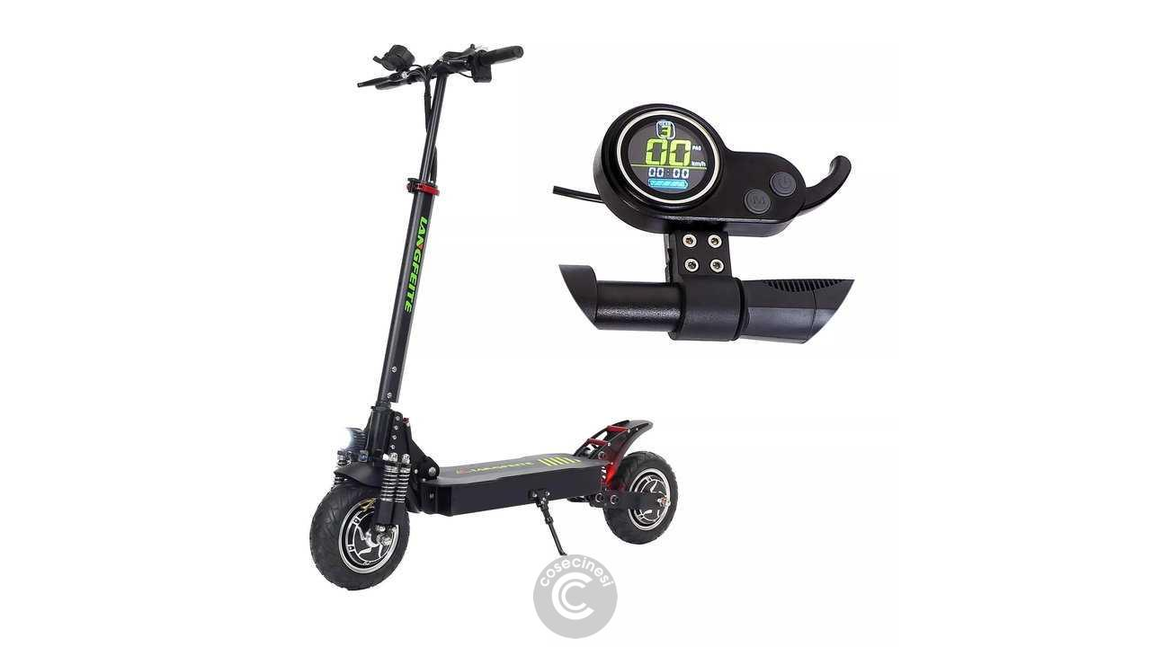 Codice sconto coupon  LANGFEITE L8S Folding Electric Scooter [15Ah]